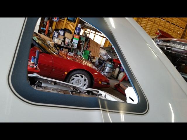 (有)キャロル アメ車専門店トランザム・シボレー修理 劇用車