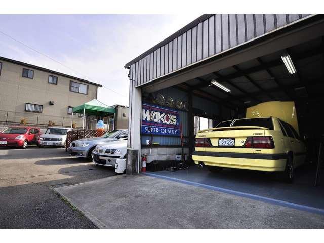 garage TITAN