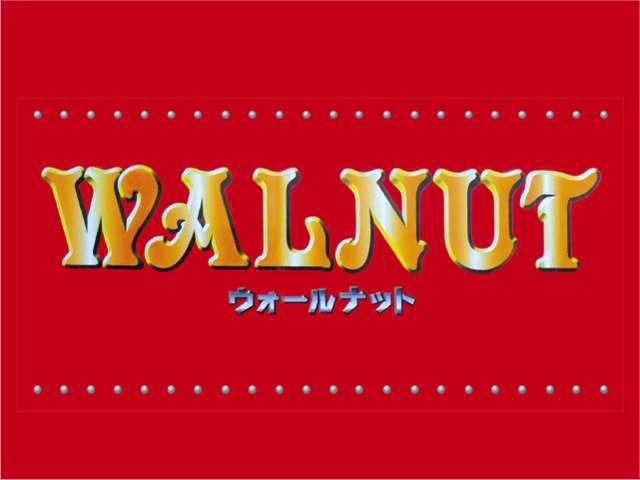 WALNUT / ウォールナット