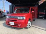 キューブ/1.5 15X FOUR 4WD