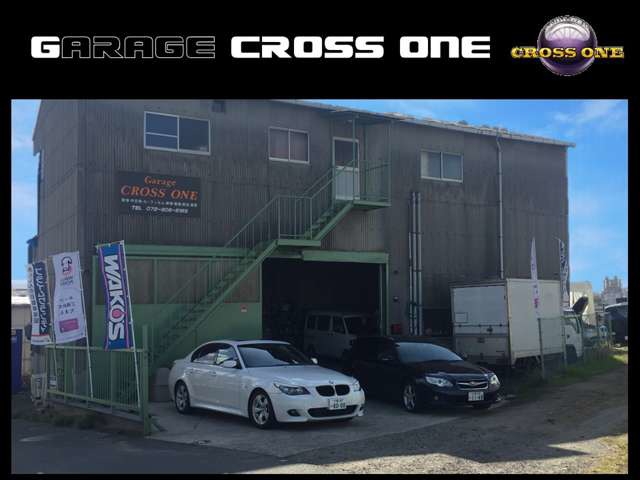 Garage CROSS ONE