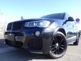X3/xドライブ20i Mスポーツ 4WD