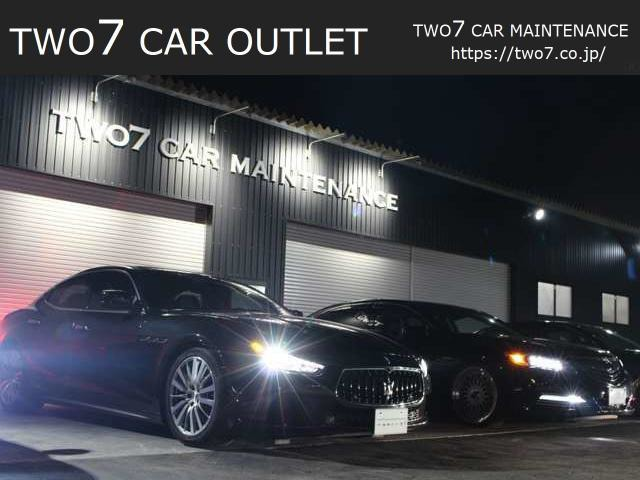 TWO7 CAR OUTLET - 株式会社TWO7