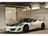 458イタリア/F1 DCT