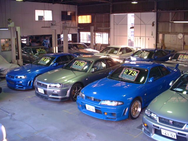 K・STAFF Car Sales