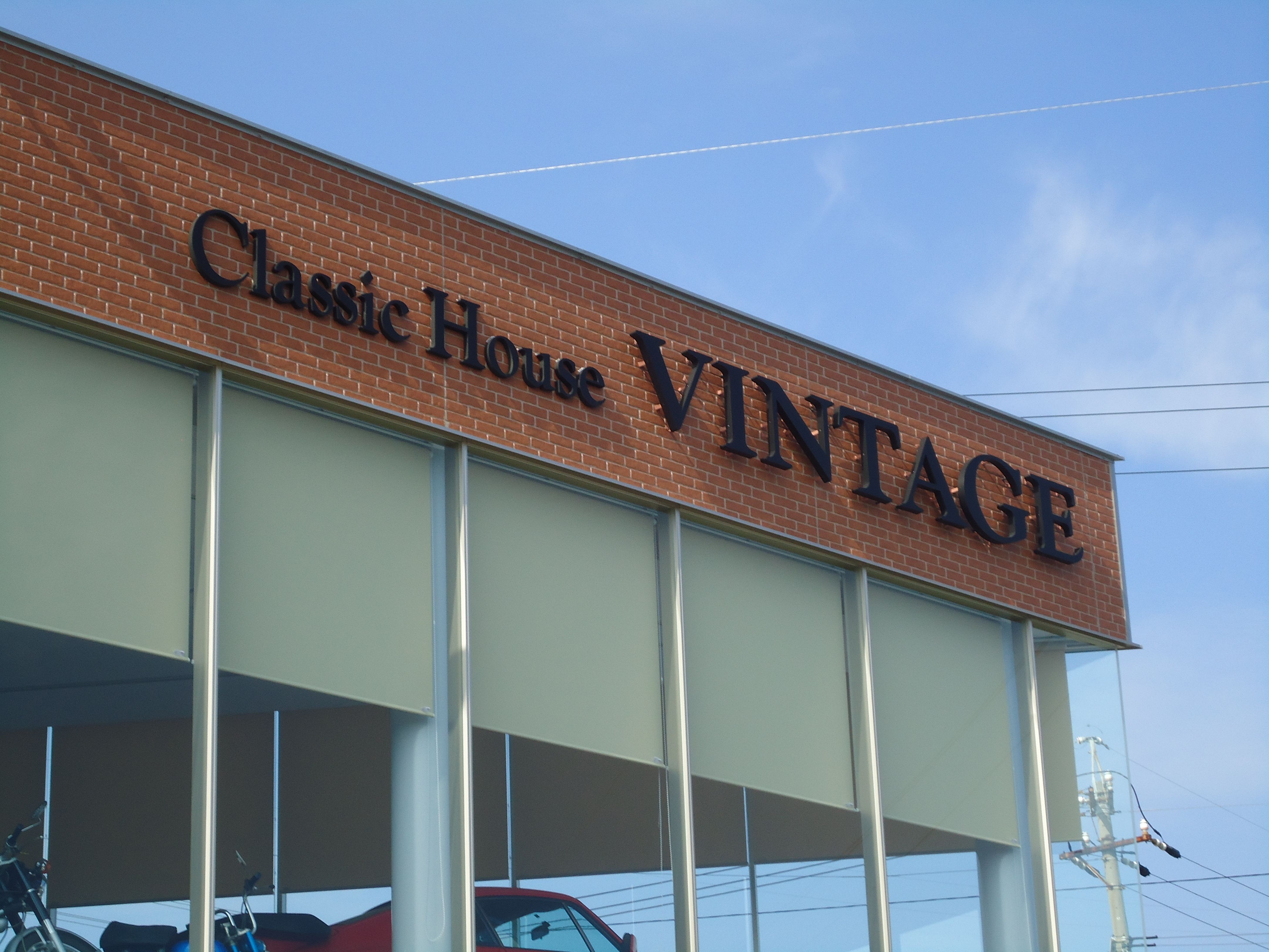 CLASSIC HOUSE VINTAGE