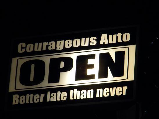 Courageous Auto クレイジャスオート