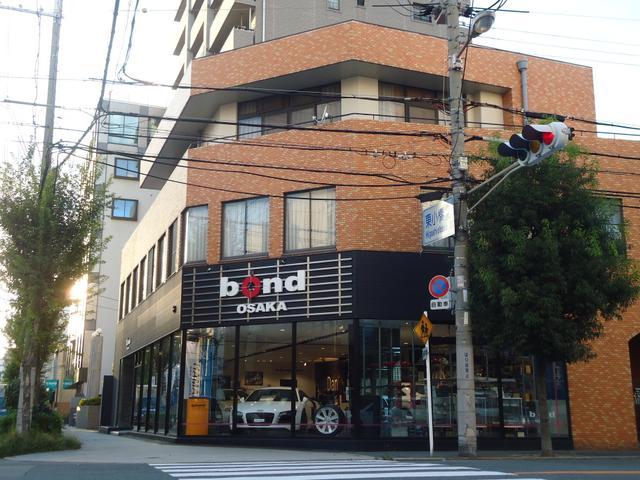 bond cars OSAKA【ボンドカーズ大阪】