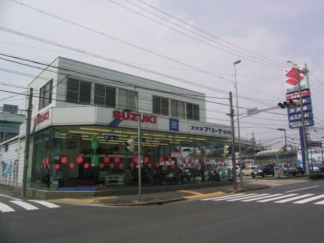 (株)スズキ自販中部 U's STATION南の店舗画像