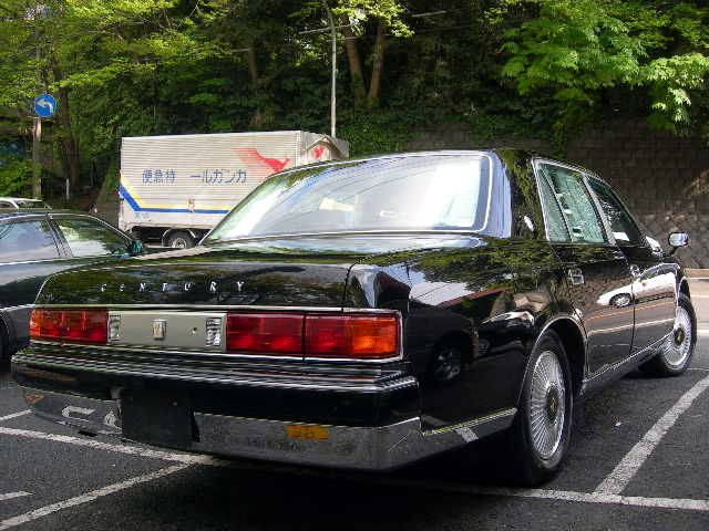 トヨタ・センチュリーの画像 p1_30
