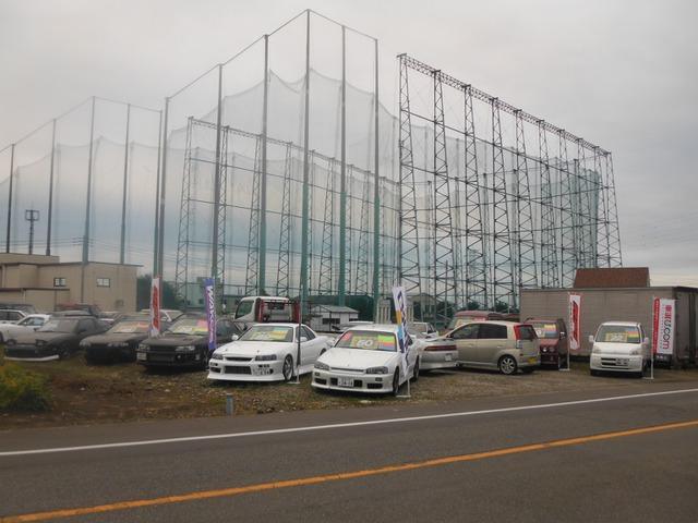 「群馬県」の中古車販売店「Auto Garage MEGA TECH  【オートガレージメガテック】」