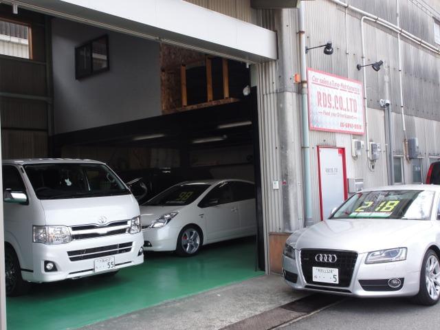 「大阪府」の中古車販売店「株式会社アールディーエス」
