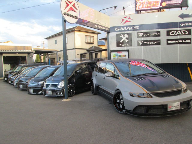 「大阪府」の中古車販売店「G-MACS Motor Service」