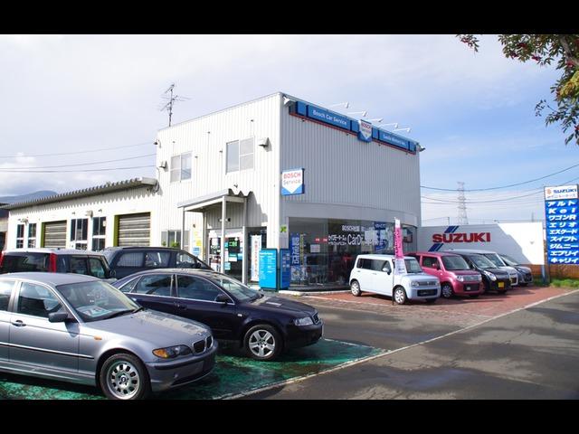 「北海道」の中古車販売店「BOSCH CAR SERVICE SAEILO MOTORS」