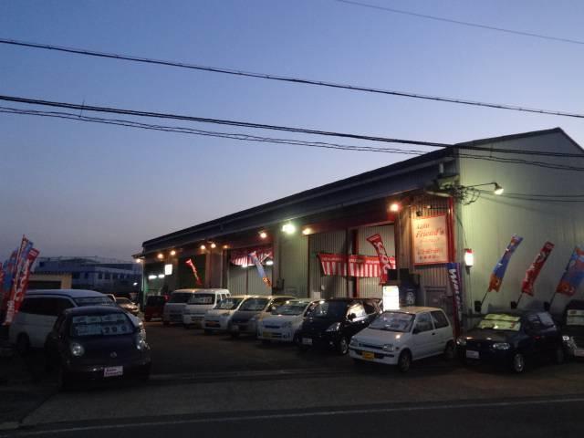 「京都府」の中古車販売店「車を買うのも売るのも Auto Friend´s 【オートフレンズ】」