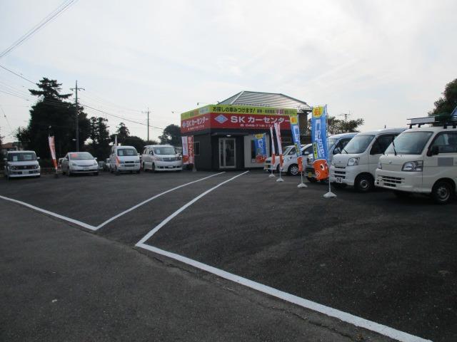 「埼玉県」の中古車販売店「SKカーセンター金崎店」