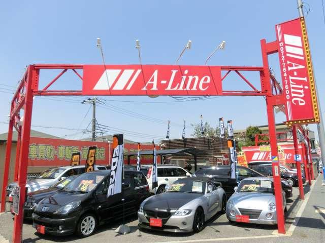 「兵庫県」の中古車販売店「A-Line【エーライン】」