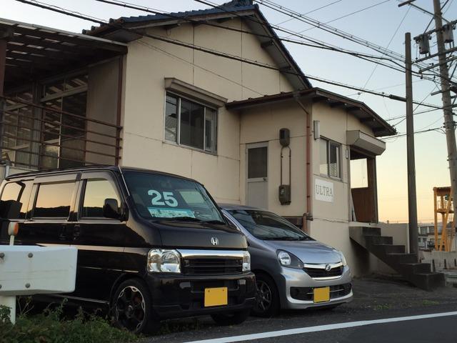 「岐阜県」の中古車販売店「ULTRA 【ウルトラ】」