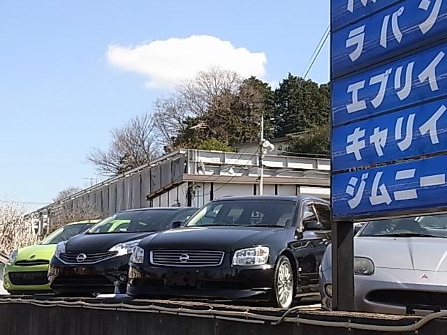 「神奈川県」の中古車販売店「(有)プロモート・タカハシ」