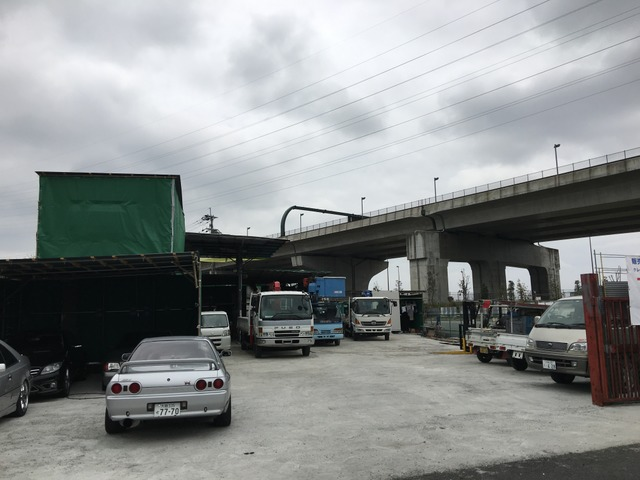 TRUCK123 【トラック123】中古買取販売 大阪・京都・奈良・兵庫