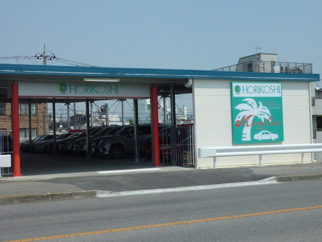 「栃木県」の中古車販売店「マイアミカーズ」