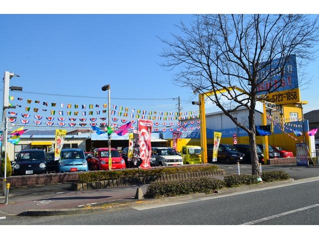 「大阪府」の中古車販売店「Ace Auto Guts【エースオートガッツ】」