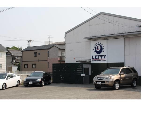 「岐阜県」の中古車販売店「USDMcars.IMPORTcars.  LEFTY【レフティー】」