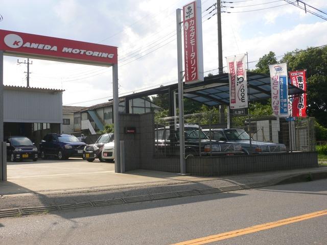 「千葉県」の中古車販売店「KANEDA MOTORING」