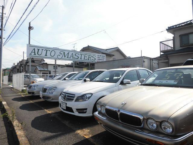 「東京都」の中古車販売店「AUTO MASTERS (有)マスターズ」