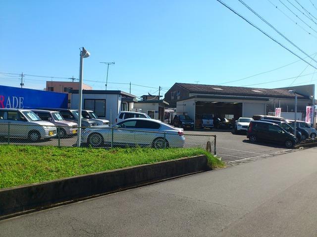 「静岡県」の中古車販売店「Auto selection  MAKI  TRADE  【真輝商事株式会社】」