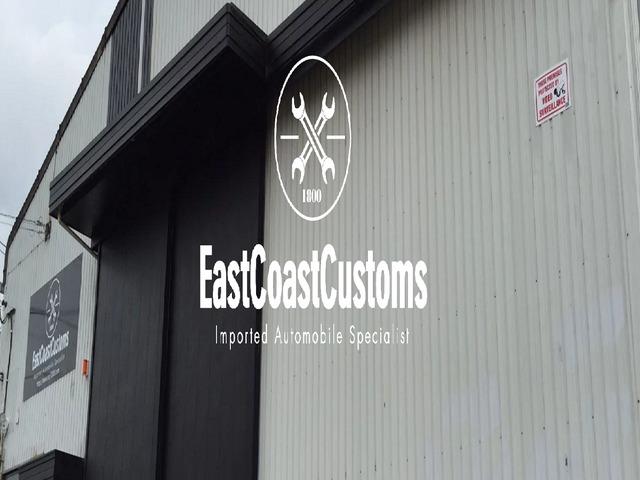 「三重県」の中古車販売店「East Coast Customs」