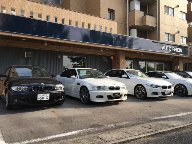 「愛知県」の中古車販売店「AUTO RHEIN アウトライン」