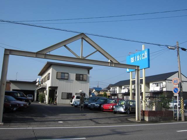 「岐阜県」の中古車販売店「マルケイオート」