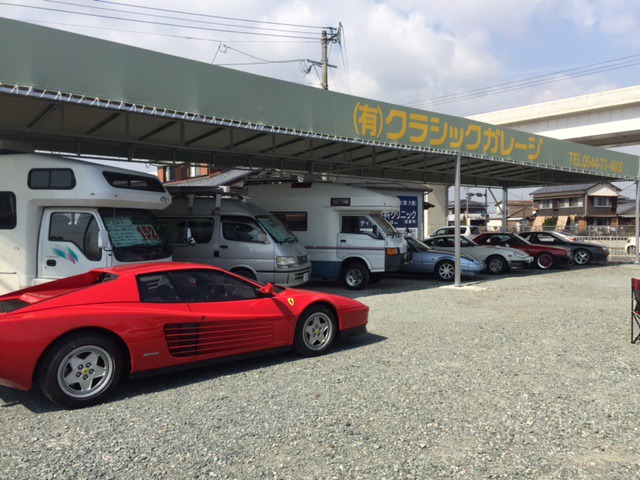 「福岡県」の中古車販売店「有限会社 クラシックガレージ」