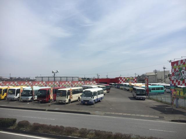 「栃木県」の中古車販売店「スーパーメガレッズ マイクロバス専門店」