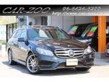 E250ワゴン/アバンギャルド