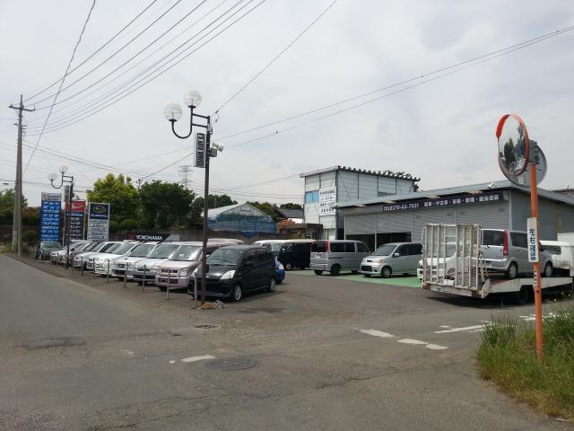 「群馬県」の中古車販売店「K'S AUTO SERVICE」