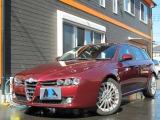 アルファ159スポーツワゴン/3.2 JTS Q4 Qトロニック セレクティブ 4WD