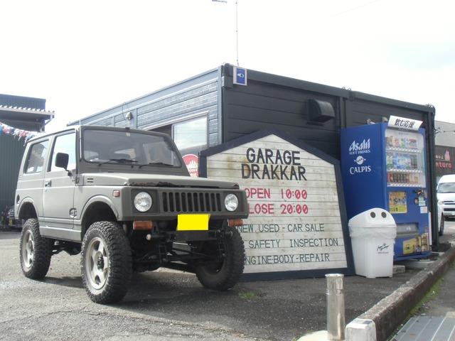 「佐賀県」の中古車販売店「GARAGE DRAKKAR【ガレージドラッカー】」