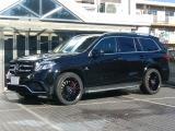 AMG GLS63/4マチック 4WD
