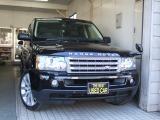 レンジローバースポーツ/スーパーチャージド 4WD