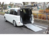 シエンタ/1.5 X ウェルキャブ 車いす仕様車 スロープタイプ タイプI