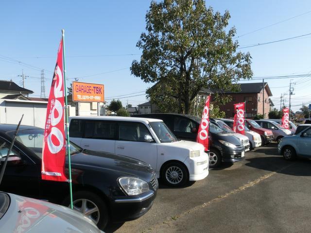 「群馬県」の中古車販売店「GARAGE-TSK」