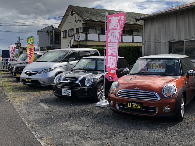 「鹿児島県」の中古車販売店「グラディール 鹿児島 ヴェルファイア新車専門 ミニ FIAT VW輸入車販売」
