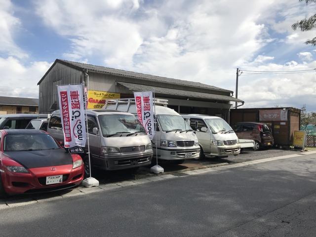 「滋賀県」の中古車販売店「GARAGE STM」