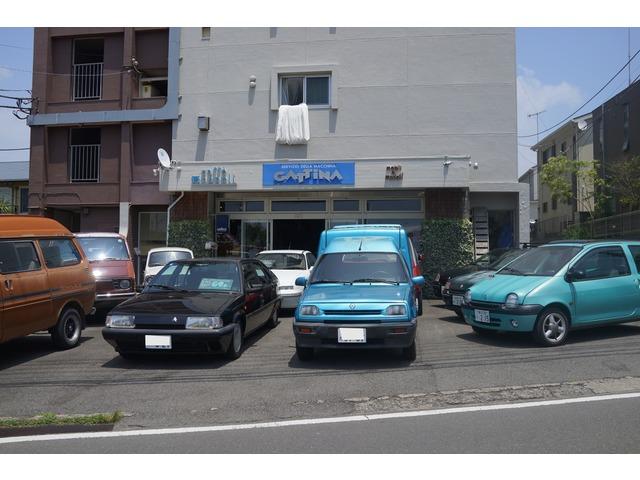 「神奈川県」の中古車販売店「GATTINA【ガッティーナ】」