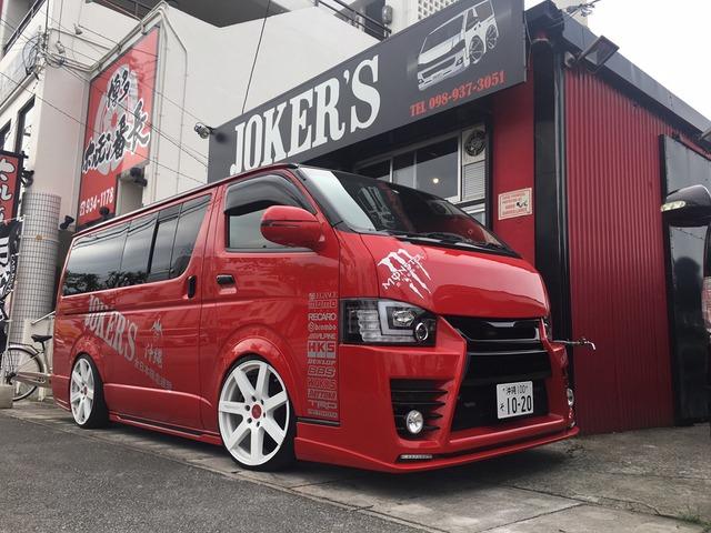 「沖縄県」の中古車販売店「JOKER'S」