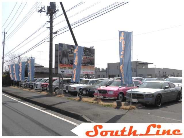 「栃木県」の中古車販売店「South Line」