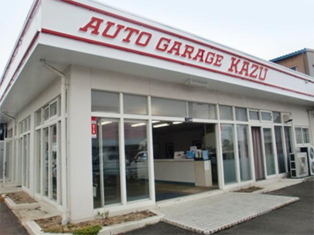 「群馬県」の中古車販売店「(有)オートガレージKAZU」