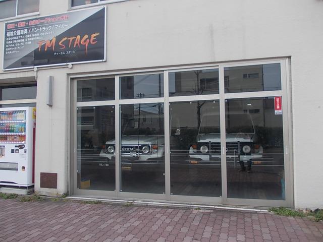 「兵庫県」の中古車販売店「【ランクル70】TM STAGE」